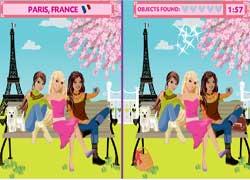 Игра для девочек: Путешествие с Барби