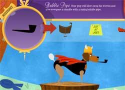 Игра для девочек: создай свою собаку