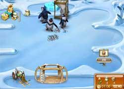 Веселая ферма 3: Ледниковый период - игра для девочек