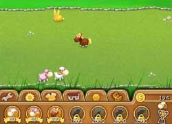 Моя ферма - игра для девочек