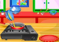 Игры приготовленные еды
