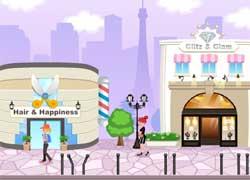 Бесплатные игры для девочек в макияж шоппинг
