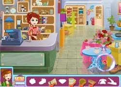 Шоппинг - игра для девочек