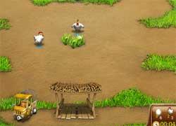Веселая ферма 2 - игра для девочек