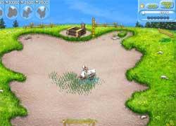 Веселая ферма - игра для девочек